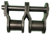 "2-Strand #60 Standard Roller Chain Offset Link (3/4"" Pitch) - Froedge Machine & Supply Co., Inc."