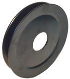 "971-21020055 1-Groove A/B Series Pulley (5.5"" O.D.) - Froedge Machine & Supply Co., Inc."