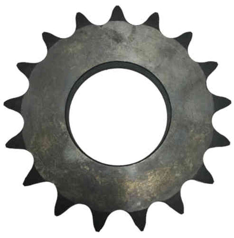 "6017X 17-Tooth, 60 Standard Roller Chain X-Series Sprocket (3/4"" Pitch)"
