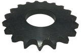 "6019X 19-Tooth, 60 Standard Roller Chain X-Series Sprocket (3/4"" Pitch) - Froedge Machine & Supply Co., Inc."