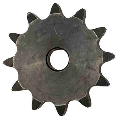 "60A12 12-Tooth, 60 Standard Roller Chain Type A Sprocket (3/4"" Pitch)"