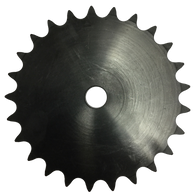 "50A25 25-Tooth, 50 Standard Roller Chain Type A Sprocket (5/8"" Pitch)"