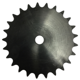 "50A25 25-Tooth, 50 Standard Roller Chain Type A Sprocket (5/8"" Pitch) - Froedge Machine & Supply Co., Inc."