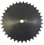 "60A35 35-Tooth, 60 Standard Roller Chain Type A Sprocket (3/4"" Pitch) - Froedge Machine & Supply Co., Inc."