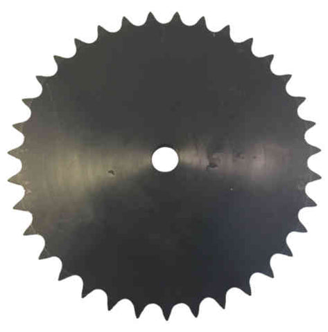 "60A35 35-Tooth, 60 Standard Roller Chain Type A Sprocket (3/4"" Pitch)"