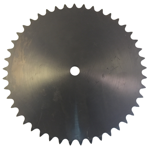 "60A45 45-Tooth, 60 Standard Roller Chain Type A Sprocket (3/4"" Pitch) - Froedge Machine & Supply Co., Inc."