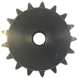 "60B17 17-Tooth, 60 Standard Roller Chain Type B Sprocket (3/4"" Pitch) - Froedge Machine & Supply Co., Inc."