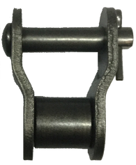 "#60 Hollow Pin Roller Chain Offset Link (3/4"" Pitch) - Froedge Machine & Supply Co., Inc."