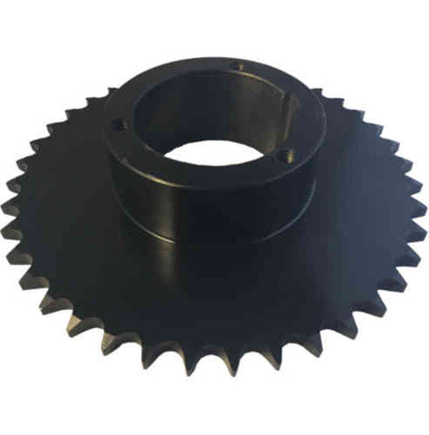 "60Q39 39-Tooth, 60 Standard Roller Chain Split Taper Sprocket (3/4"" Pitch)"