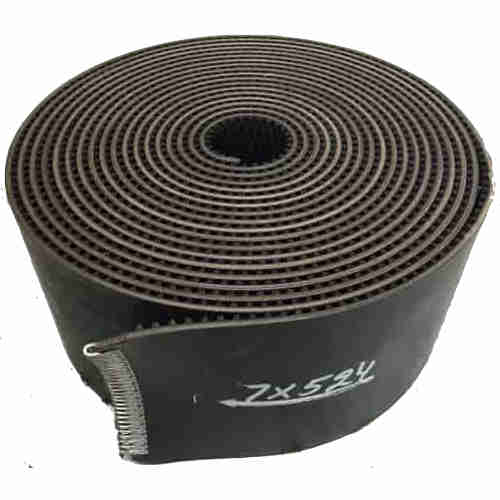 "7"" x 524"" Hay Baler Belt w/ MATO Fastener for John Deere 468, 469, 568, 569, and Others"