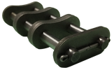 "HKK 3-Strand #80 Standard Roller Chain Connecting Link (1"" Pitch) - Froedge Machine"