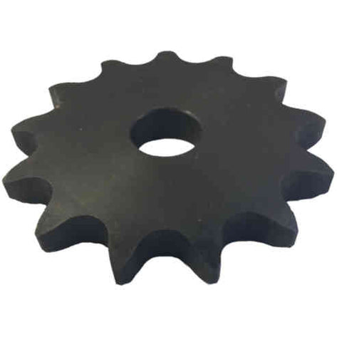 "80A13 13-Tooth, 80 Standard Roller Chain Type A Sprocket (1"" Pitch)"