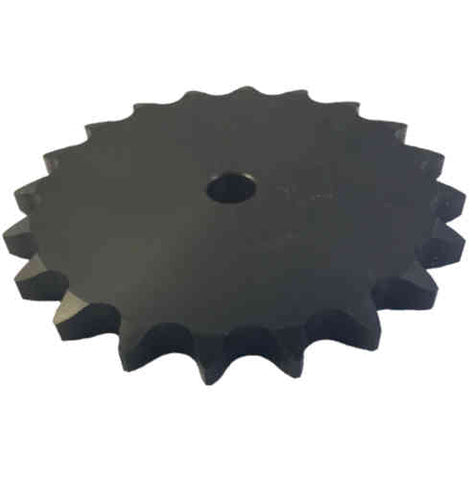 "80A20 20-Tooth, 80 Standard Roller Chain Type A Sprocket (1"" Pitch)"