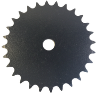 "100A28 28-Tooth, 100 Standard Roller Chain Type A Sprocket (1 1/4"" Pitch) - Froedge Machine & Supply Co., Inc."