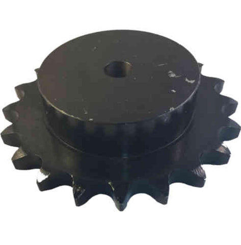 "80B20 20-Tooth, 80 Standard Roller Chain Type B Sprocket (1"" Pitch)"