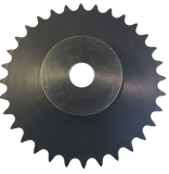 "80B32 32-Tooth, 80 Standard Roller Chain Type B Sprocket (1"" Pitch) - Froedge Machine & Supply Co., Inc."