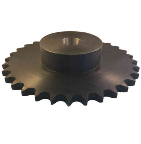 "80B32 32-Tooth, 80 Standard Roller Chain Type B Sprocket (1"" Pitch)"