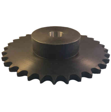 "80B34 34-Tooth, 80 Standard Roller Chain Type B Sprocket (1"" Pitch)"