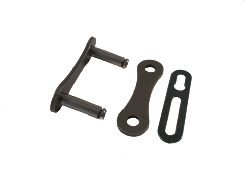 "A2050SS Double Pitch Stainless Steel Roller Chain Connecting Link (1 1/4"" Pitch) - Froedge Machine"