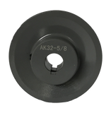 "AK32X58 1-Groove 3L/4L/A Series Finished Bore Sheave (5/8"" Bore) - Froedge Machine & Supply Co., Inc."