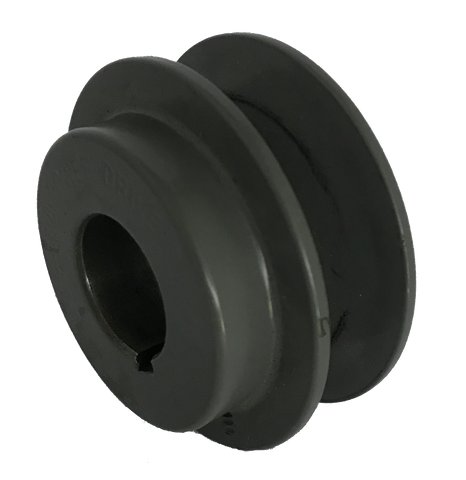 "AK25X78 1-Groove 3L/4L/A Series Finished Bore Sheave (7/8"" Bore) - Froedge Machine & Supply Co., Inc."
