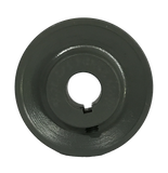 "MB28X1-2 1-Groove 4L/5L/A/B Series Finished Bore Sheave (1/2"" Bore) - Froedge Machine & Supply Co., Inc."