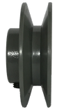 "BK28X-3-4 1-Groove 4L/5L/A/B Series Finished Bore Sheave (3/4"" Bore) - Froedge Machine & Supply Co., Inc."