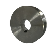 "BS26X-7-8 1-Groove 4L/5L/A/B Series Finished Bore Sheave (7/8"" Bore) - Froedge Machine & Supply Co., Inc."