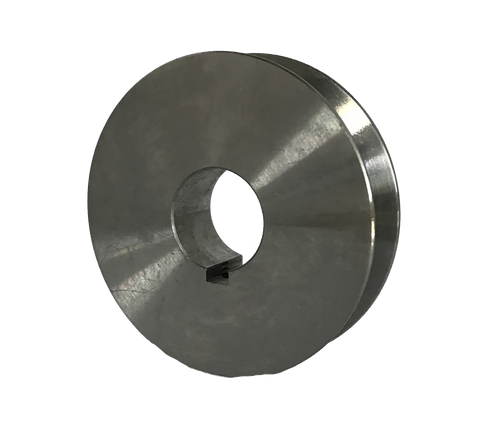 "BS32X-7-8 1-Groove 4L/5L/A/B Series Finished Bore Sheave (7/8"" Bore) - Froedge Machine & Supply Co., Inc."