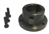 "BX138 B Bushing with Finished Bore (1 3/8"" Bore) - Froedge Machine & Supply Co., Inc."