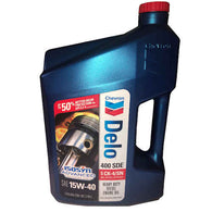 Delo 15W40 Heavy Duty Diesel Engine Oil, 1 GL
