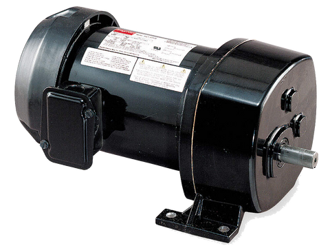 2Z845 AC Parallel Shaft Split-Phase Gearmotor - Froedge Machine & Supply Co., Inc.