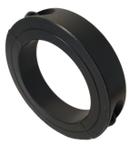 "SET4716-2PC Black Oxide Double Split Collar (4 7/16"" Bore, 5 3/4"" O.D.) - Froedge Machine & Supply Co., Inc."
