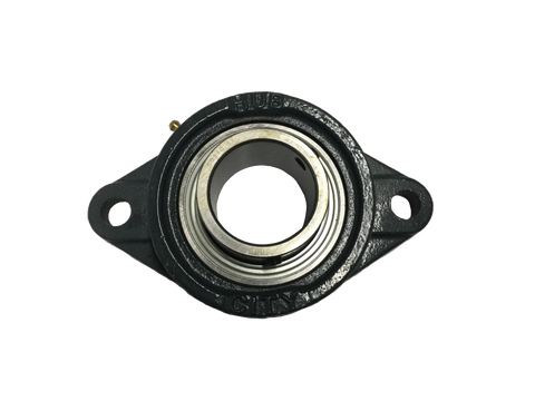 "FB260URX2316 Flange Block Bearing (2 3/16"" Bore) - Froedge Machine & Supply Co., Inc."
