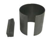 "FHP23K Split Taper Bushing (1/2"" I.D., 5/8"" O.D.) - Froedge Machine & Supply Co., Inc."