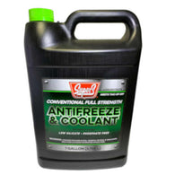 Conventional Full Strength Antifreeze and Coolant, 1 Gal.
