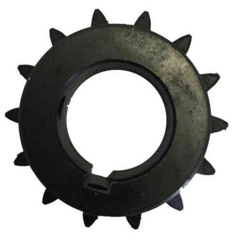 "H4014X118 14-Tooth, 40 Standard Roller Chain Finished Bore Sprocket (1/2"" Pitch, 1 1/8"" Bore)"