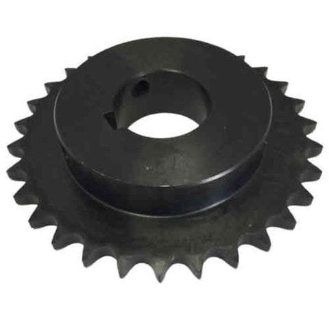 "H4030X1716 30-Tooth, 40 Standard Roller Chain Finished Bore Sprocket (1/2"" Pitch, 1 7/16"" Bore)"