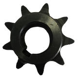 "H409X58 9-Tooth, 40 Standard Roller Chain Finished Bore Sprocket (1/2"" Pitch, 5/8"" Bore) - Froedge Machine & Supply Co., Inc."