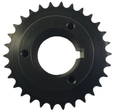 "H40P30 30-Tooth, 40 Standard Roller Chain Split Taper Sprocket (1 1/2"" Pitch) - Froedge Machine & Supply Co., Inc."