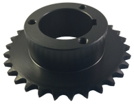 "H40P32 32-Tooth, 40 Standard Roller Chain Split Taper Sprocket (1 1/2"" Pitch) - Froedge Machine & Supply Co., Inc."
