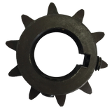 "H5010X1 10-Tooth, 50 Standard Roller Chain Finished Bore Sprocket (5/8"" Pitch, 1"" Bore) - Froedge Machine & Supply Co., Inc."