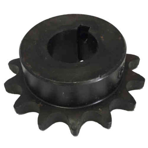 "H5014X1 14-Tooth, 50 Standard Roller Chain Finished Bore Sprocket (5/8"" Pitch, 1"" Bore)"