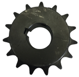 "H5015X114 15-Tooth, 50 Standard Roller Chain Finished Bore Sprocket (5/8"" Pitch, 1 1/4"" Bore) - Froedge Machine & Supply Co., Inc."