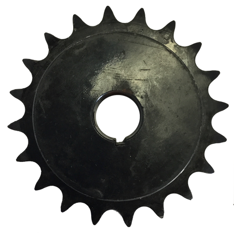 "H5020X78 20-Tooth, 50 Standard Roller Chain Finished Bore Sprocket (5/8"" Pitch, 7/8"" Bore) - Froedge Machine & Supply Co., Inc."