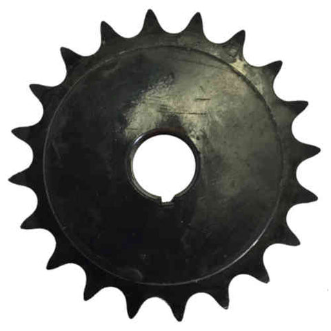 "H5020X1 20-Tooth, 50 Standard Roller Chain Finished Bore Sprocket (5/8"" Pitch, 1"" Bore)"