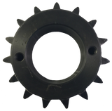 "H50H15 15-Tooth, 50 Standard Roller Chain Split Taper Sprocket (5/8"" Pitch) - Froedge Machine & Supply Co., Inc."