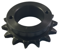 "H50H13 13-Tooth, 50 Standard Roller Chain Split Taper Sprocket (5/8"" Pitch) - Froedge Machine & Supply Co., Inc."