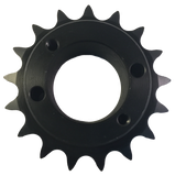 "H50H17 17-Tooth, 50 Standard Roller Chain Split Taper Sprocket (5/8"" Pitch) - Froedge Machine & Supply Co., Inc."