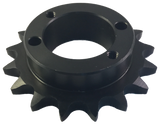 "H50H18 18-Tooth, 50 Standard Roller Chain Split Taper Sprocket (5/8"" Pitch) - Froedge Machine & Supply Co., Inc."